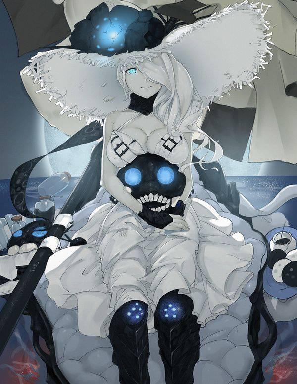 【艦これ】港湾夏姫(こうわんなつき)のエロ画像【艦隊これくしょん】【41】