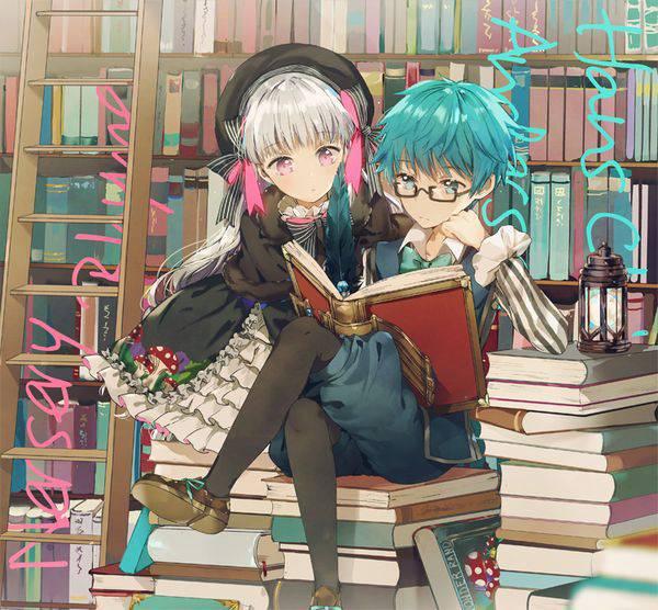 【何読んでるの?】読書を嗜む文学美少女達の二次画像【27】