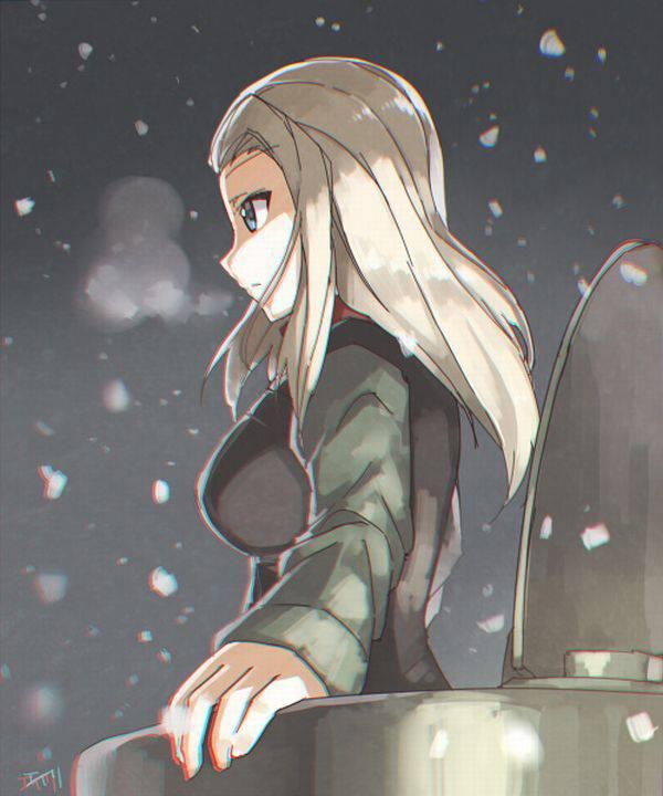 【ガルパン】クラーラのエロ画像【ガールズ&パンツァー】【35】