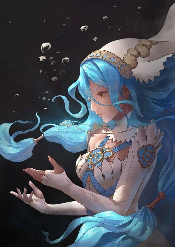 【FEH】アクアのエロ画像【ファイアーエムブレムヒーローズ】【11】