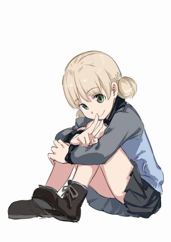 【ガルパン】アキのエロ画像【ガールズ&パンツァー】【21】
