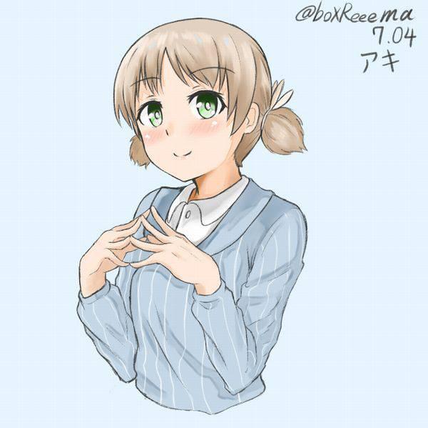 【ガルパン】アキのエロ画像【ガールズ&パンツァー】【31】