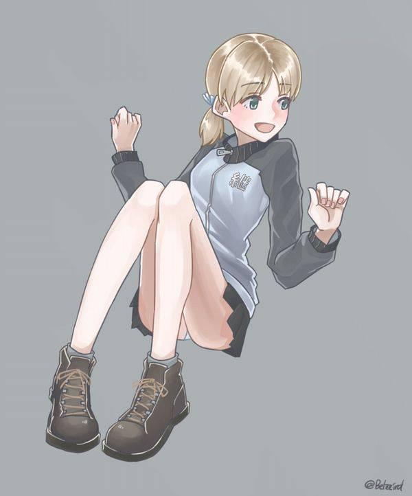 【ガルパン】アキのエロ画像【ガールズ&パンツァー】【33】