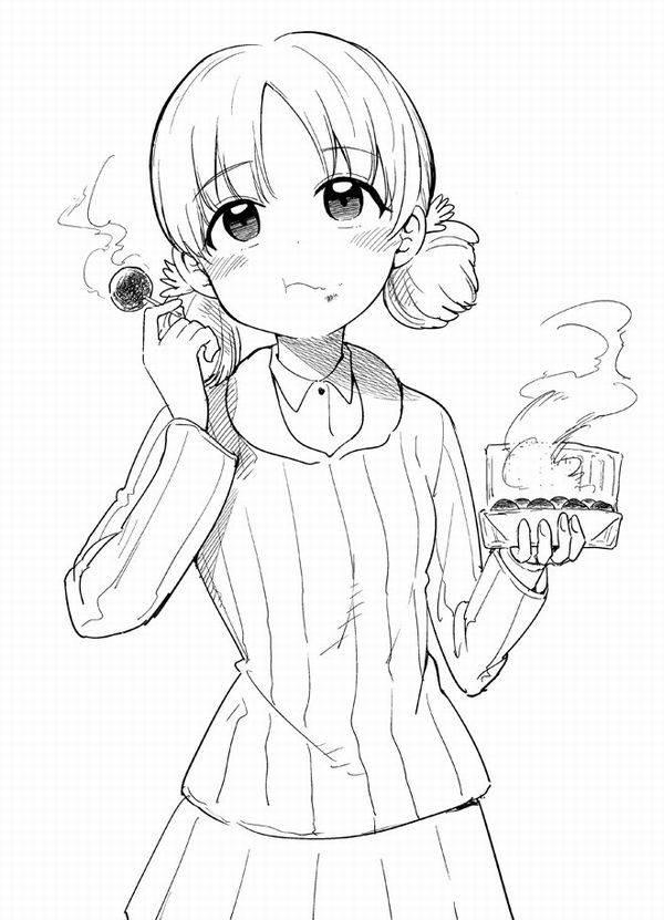 【ガルパン】アキのエロ画像【ガールズ&パンツァー】【39】