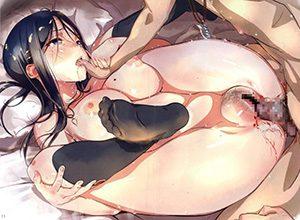 【冷え性かな?】裸靴下でセックスしてる二次エロ画像