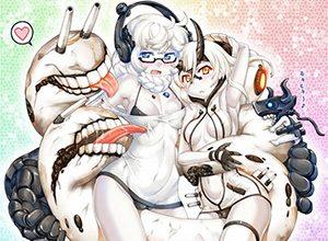【艦これ】集積地棲姫(しゅうせきちせいき)のエロ画像【艦隊これくしょん】