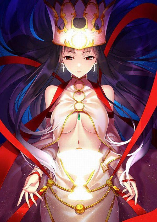 【Fate/GrandOrder】アイリスフィール・フォン・アインツベルンのエロ画像【30】