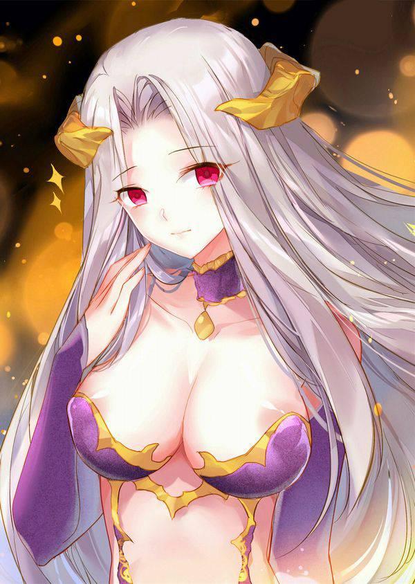 【Fate/GrandOrder】アイリスフィール・フォン・アインツベルンのエロ画像【40】
