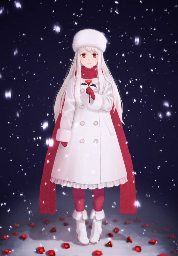 【Fate/GrandOrder】アイリスフィール・フォン・アインツベルンのエロ画像【46】