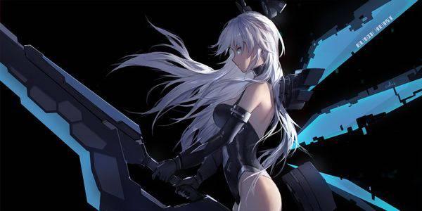 【超次元ゲイムネプテューヌ】ブラックハート( Black Heart)のエロ画像【38】