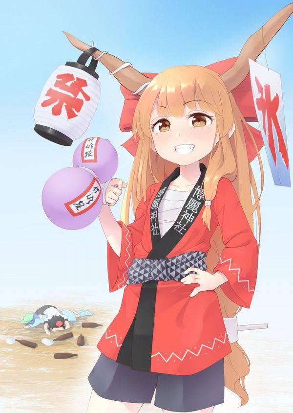 【かなまら祭りの日】はっぴを着た女の子達の二次エロ画像【8】