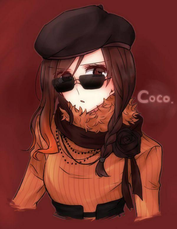 【RWBY】ココ・アデル(Coco Adel)のエロ画像【ルビー】【9】