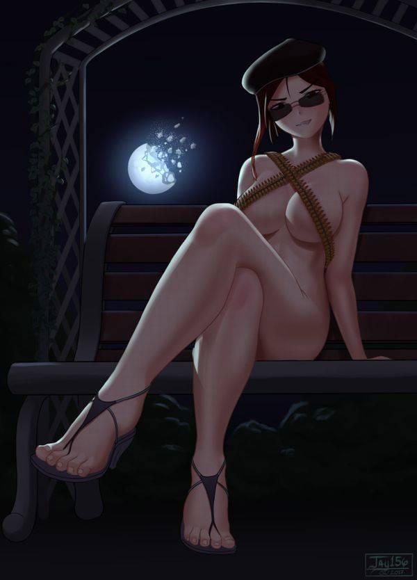 【RWBY】ココ・アデル(Coco Adel)のエロ画像【ルビー】【10】