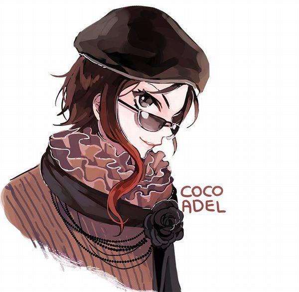 【RWBY】ココ・アデル(Coco Adel)のエロ画像【ルビー】【27】