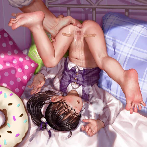【デレマス】福山舞(ふくやままい)のエロ画像【アイドルマスターシンデレラガールズ】【8】