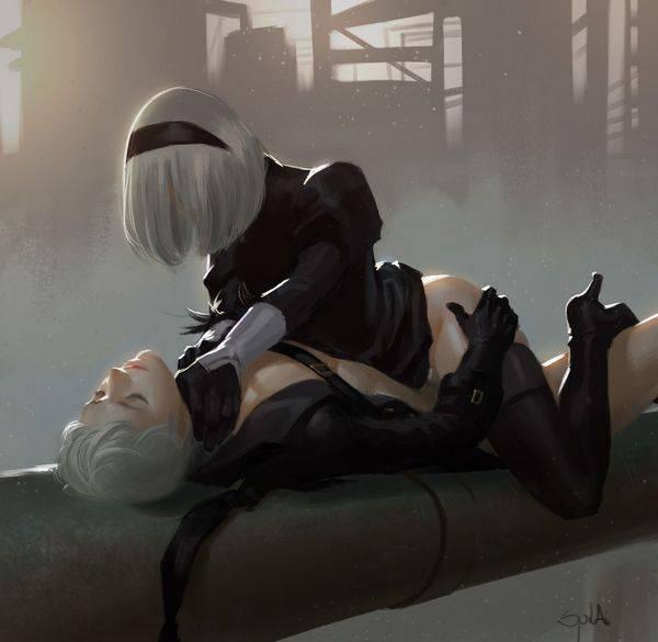 【愛のコリーダで見た】男の首を絞めつつ騎乗位で腰を振る女子達の二次エロ画像【12】