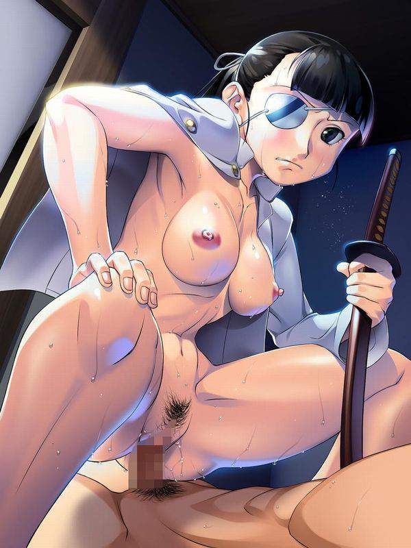 【ストライクウィッチーズ】坂本美緒(さかもとみお)のエロ画像【46】