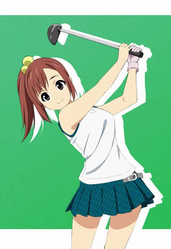 【オジサンファン多そう】女子ゴルファーの二次エロ画像【14】