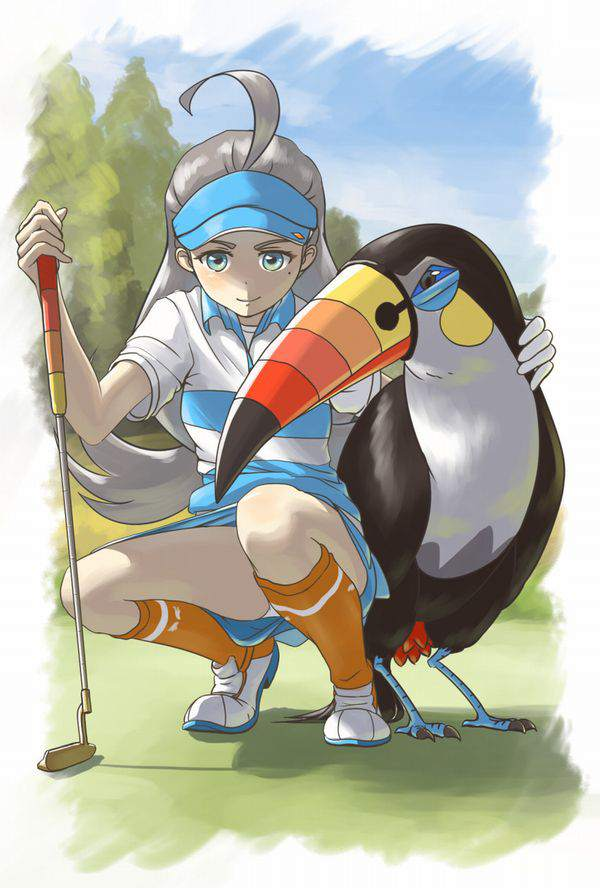 【オジサンファン多そう】女子ゴルファーの二次エロ画像【37】