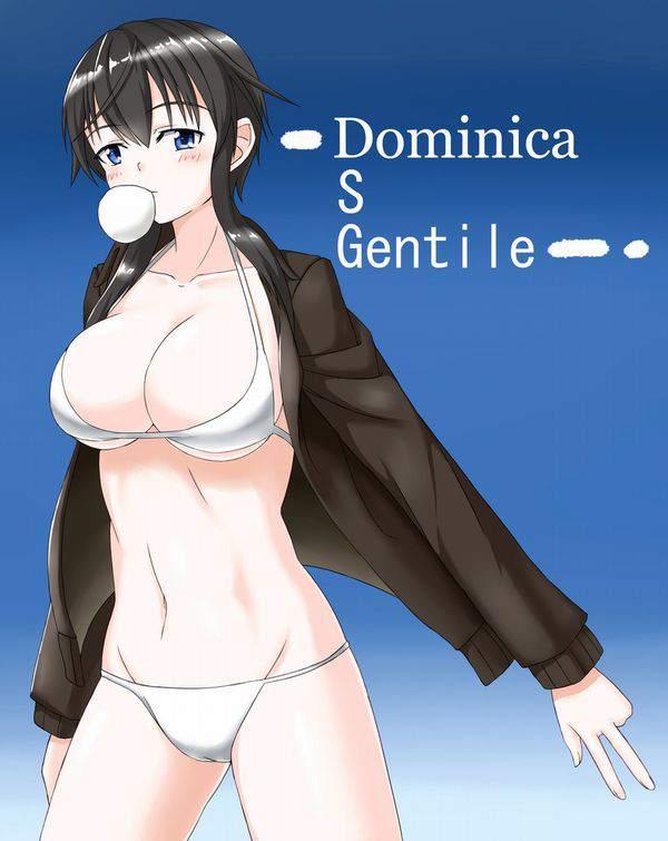 【ストライクウィッチーズ】ドミニカ・S・ジェンタイル(Dominica S Gentile)のエロ画像【24】