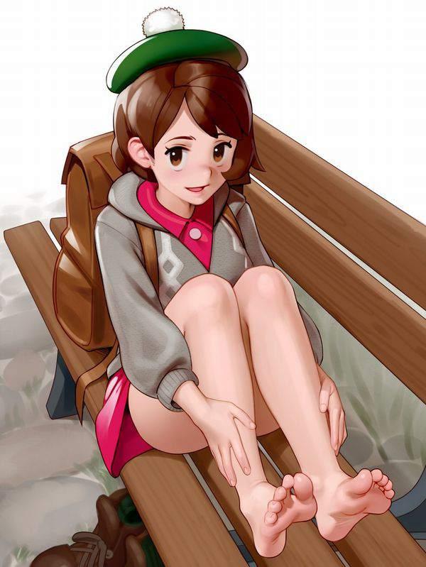 【ポケモン剣盾】女主人公のエロ画像【ポケットモンスター ソード・シールド】【9】