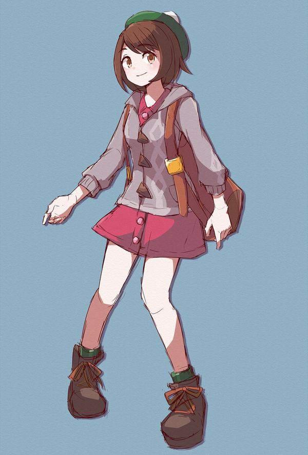 【ポケモン剣盾】女主人公のエロ画像【ポケットモンスター ソード・シールド】【35】