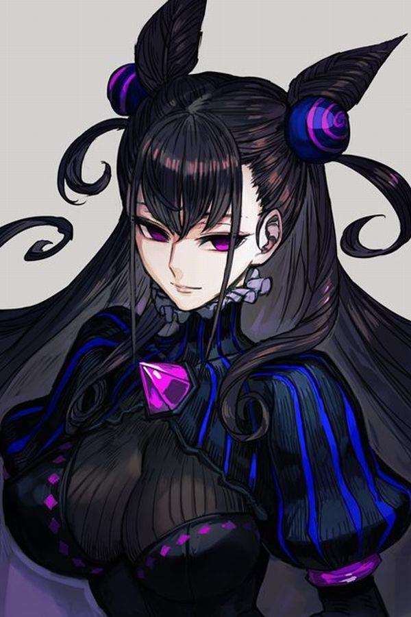 【Fate/GrandOrder】紫式部(むらさきしきぶ)のエロ画像【10】