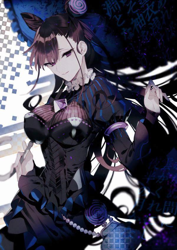 【Fate/GrandOrder】紫式部(むらさきしきぶ)のエロ画像【23】
