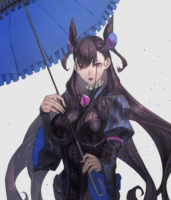 【Fate/GrandOrder】紫式部(むらさきしきぶ)のエロ画像【37】