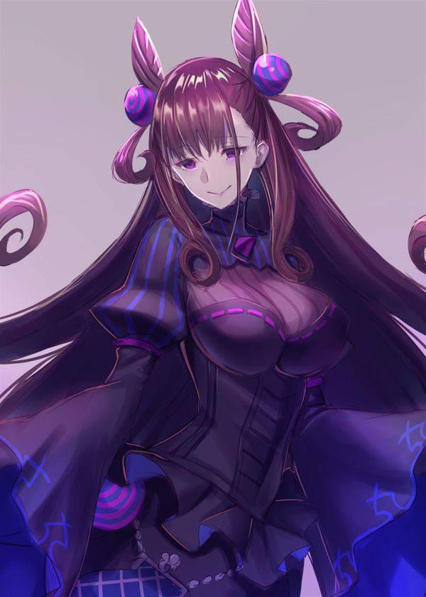 【Fate/GrandOrder】紫式部(むらさきしきぶ)のエロ画像【38】