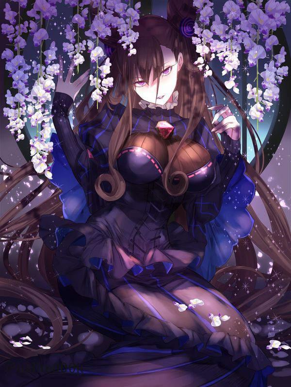 【Fate/GrandOrder】紫式部(むらさきしきぶ)のエロ画像【39】