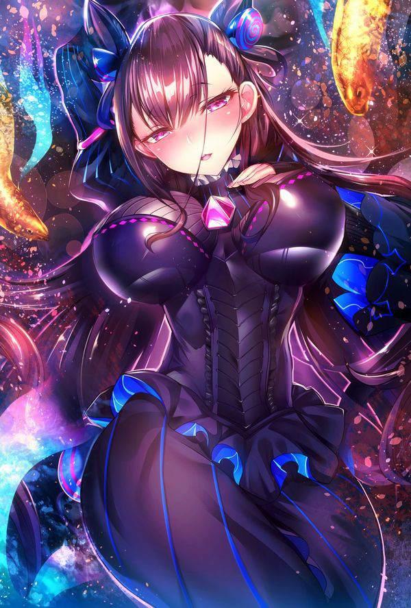 【Fate/GrandOrder】紫式部(むらさきしきぶ)のエロ画像【47】