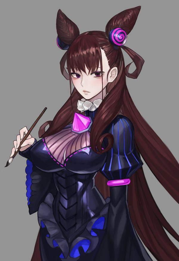 【Fate/GrandOrder】紫式部(むらさきしきぶ)のエロ画像【49】