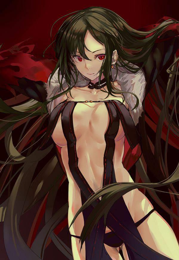 【Fate/GrandOrder】虞美人(ぐびじん)のエロ画像【29】