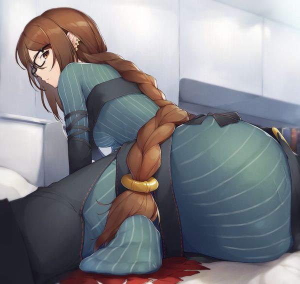 【Fate/GrandOrder】虞美人(ぐびじん)のエロ画像【31】