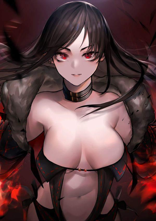 【Fate/GrandOrder】虞美人(ぐびじん)のエロ画像【48】