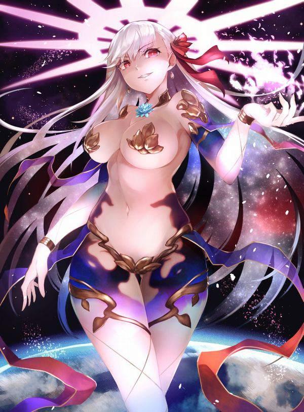 【Fate/GrandOrder】カーマのエロ画像【16】