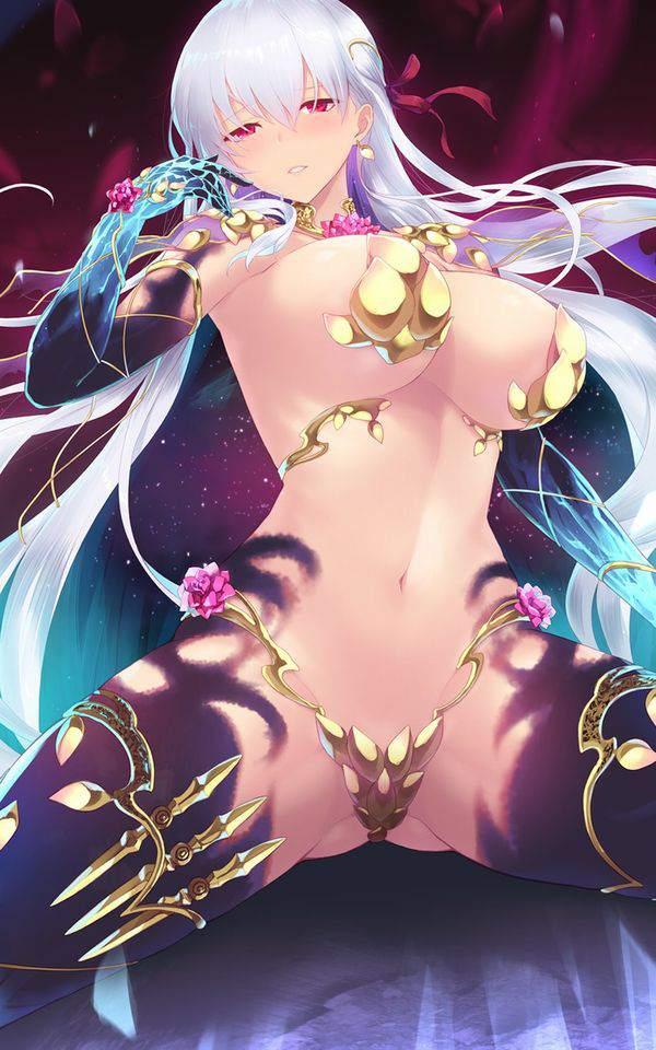 【Fate/GrandOrder】カーマのエロ画像【20】