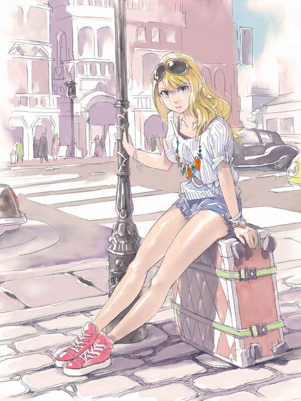 【タイバニ】カリーナ・ライル(Karina Lyle)のエロ画像【TIGER&BUNNY】【43】