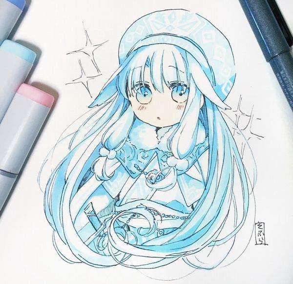 【Fate/GrandOrder】シトナイのエロ画像【11】