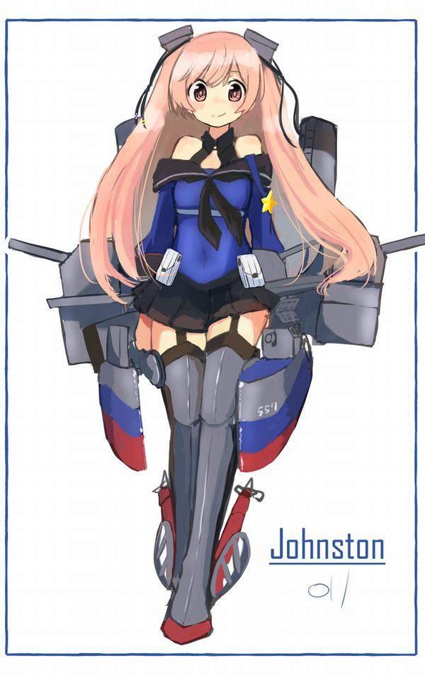 【艦これ】ジョンストン(Johnston)のエロ画像【艦隊これくしょん】【26】