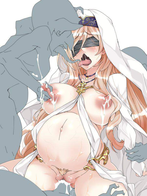 【AVでたまに見るシチュ】妊婦が乱交してる二次エロ画像【12】