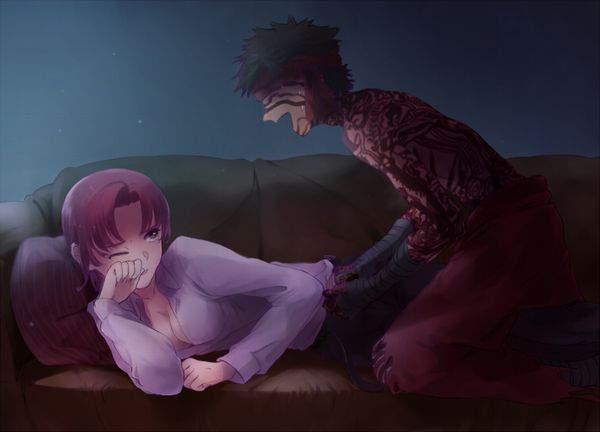 【Fate/hollow ataraxia】バゼット・フラガ・マクレミッツ(Bazett Fraga Mcremitz)のエロ画像【33】