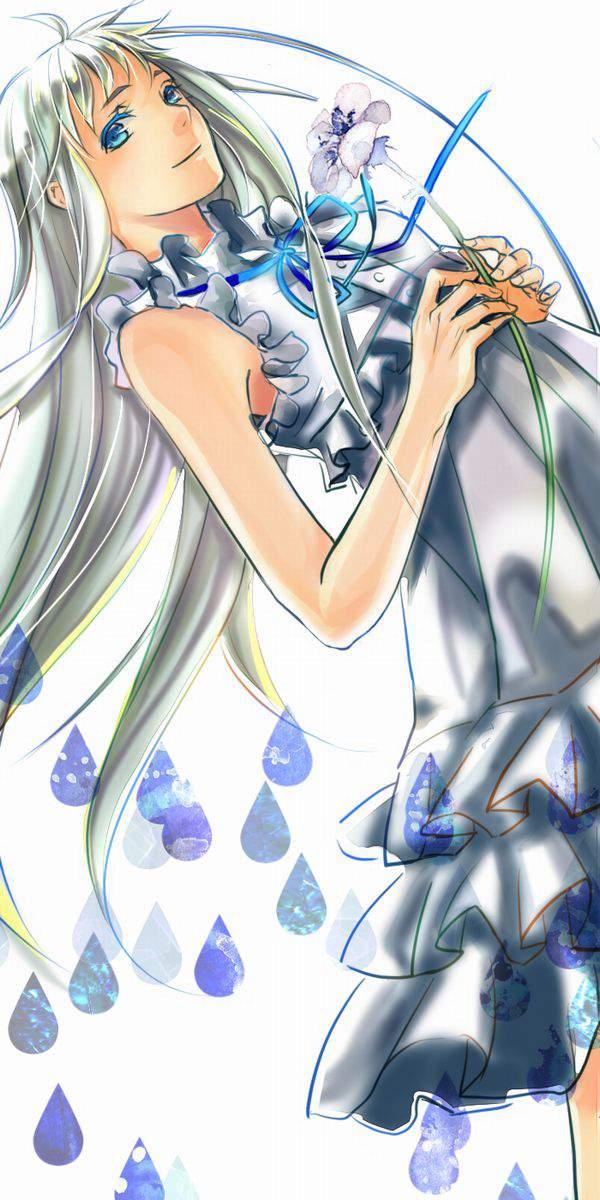 【あの花】本間芽衣子(ほんま めいこ)ことめんまのエロ画像【あの日見た花の名前を僕達はまだ知らない。】【9】