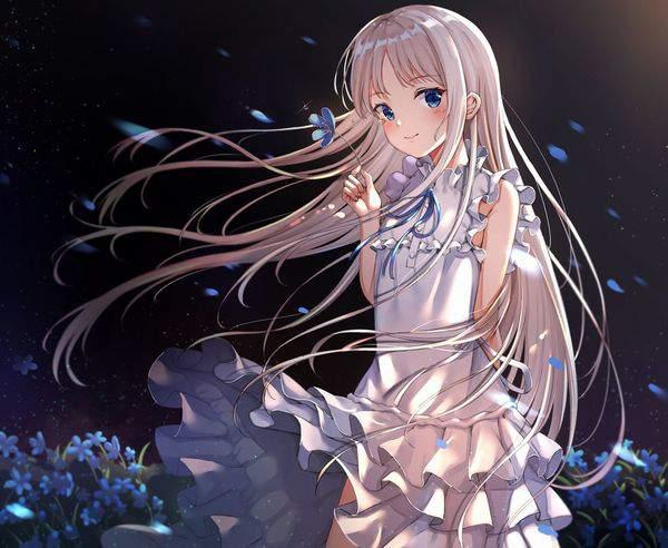 【あの花】本間芽衣子(ほんま めいこ)ことめんまのエロ画像【あの日見た花の名前を僕達はまだ知らない。】【21】