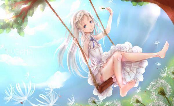 【あの花】本間芽衣子(ほんま めいこ)ことめんまのエロ画像【あの日見た花の名前を僕達はまだ知らない。】【41】
