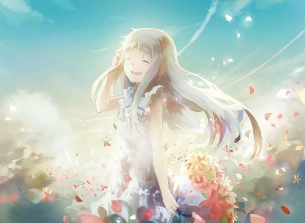 【あの花】本間芽衣子(ほんま めいこ)ことめんまのエロ画像【あの日見た花の名前を僕達はまだ知らない。】【44】