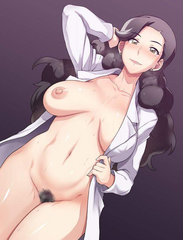 【小保方さん】白衣姿のリケジョとセックスしてる二次エロ画像【9】