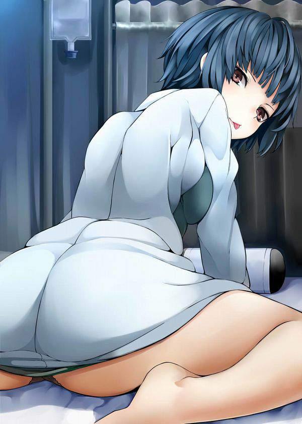 【小保方さん】白衣姿のリケジョとセックスしてる二次エロ画像【14】