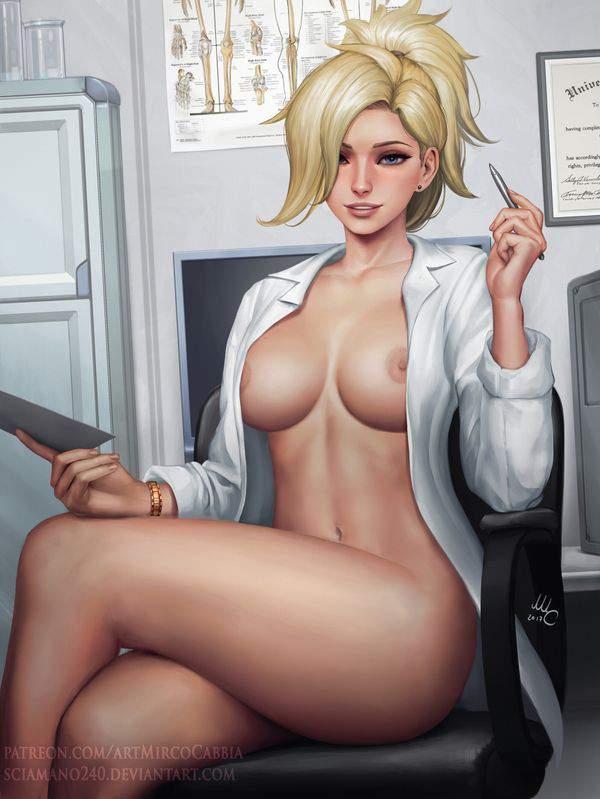 【小保方さん】白衣姿のリケジョとセックスしてる二次エロ画像【24】